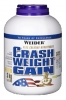 "Гейнеры ""Weider Crash Weight Gain 3000 г"" (Производитель Weider)"