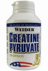 "Креатин ""Weider Creatine Pyruvate 120 капсул"" (????????????? Weider)"