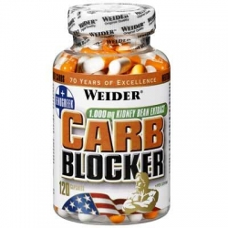 "Блокаторы ""Weider Carb Blocker 120 капсул"" (????????????? Weider)"