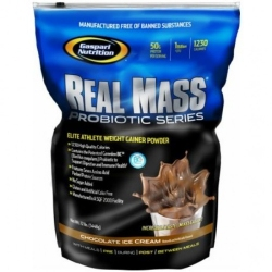"Гейнеры ""GN Real Mass Probiotic Series 5480 г"" (Производитель Gaspari Nutrition)"