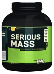 "Гейнеры ""ON Serious Mass 6lb"" (Производитель Optimum Nutrition)"