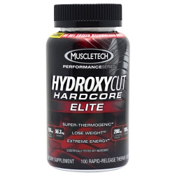 "Термогеники ""MT Hydroxycut Hardcore Elite 20 caps"" (Производитель MuscleTech)"