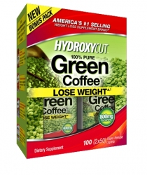 MT Hydroxycut 100% Pure Green Coffee