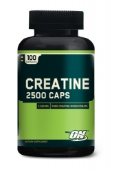 "Креатин ""ON Creatine 2500  100caps"" (Производитель Optimum Nutrition)"