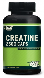 "Креатин ""ON Creatine 2500  200caps"" (Производитель Optimum Nutrition)"