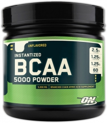 "BCAA ""ON BCAA 5000 Powder Natural"" (Производитель Optimum Nutrition)"