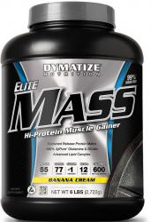 "Гейнеры ""Dymatize Elite Mass Gainer 2730 г"" (Производитель Dymatize)"