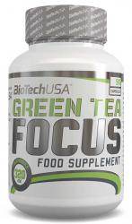 "Липотропики ""BioTech USA Green Tea Focus 90 капсул"" (Производитель BioTech USA)"