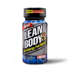 "Липотропики ""Labrada Lean Body Fat Burner 60 капсул"" (Производитель Labrada Nutrition)"