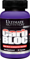 "Блокаторы ""Ultimate Nutrition Carb Bloc"" (Производитель Ultimate Nutrition)"