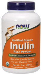"Для печени и ЖКТ ""NOW Inulin Powder 227 g (8 oz)"" (Производитель NOW Foods)"