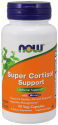 "Подавление аппетита ""NOW Super Cortisol Support 90 vcaps"" (Производитель NOW Foods)"