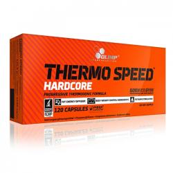 "Термогеники ""OLIMP Thermo Speed Hardcore Mega Caps 120 капсул"" (Производитель OLIMP)"