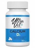UltraVit Calcium Vitamin D3