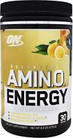 Optimum Nutrition / Essential Amino Energy Tea  / 30 serv / Half & Half Lemonade & Iced Tea