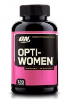 Optimum Nutrition / Opti-Women / 120 caps