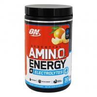 Optimum Nutrition / Essential Amino Energy + Electrolytes / 10,05 oz  / Tangerine Wave