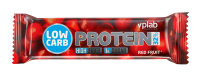 VPLAB / Low Carb Protein Bar / 35 g / Red Fruit